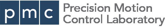 Precision Motion Control Laboratory logo